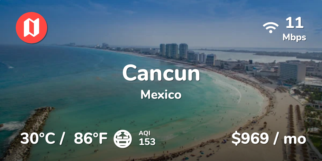 Cost of Living in Cancun  Prices Updated Sep 2019