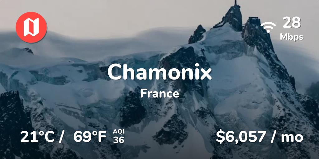 Dating chamonix