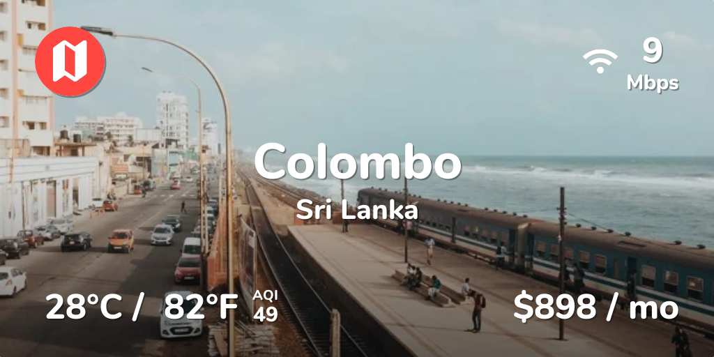 Speed dating colombo