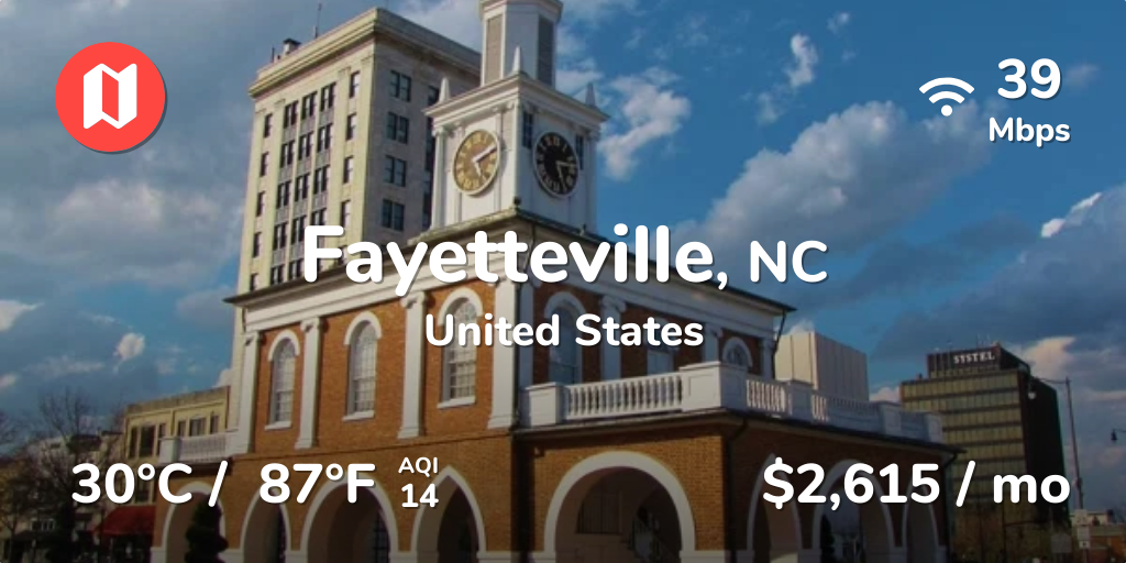 Cost Of Living In Fayetteville Nc Prices Updated Oct 2020