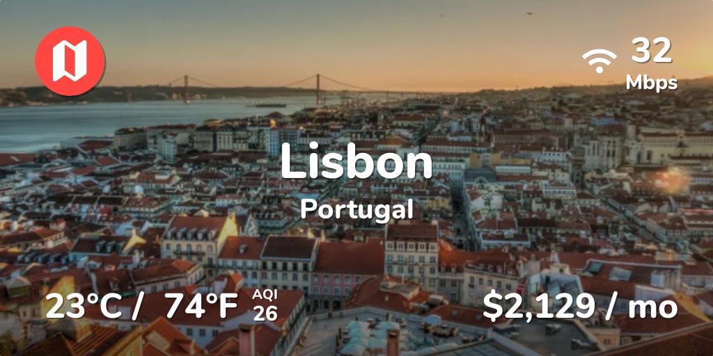 Neighborhood Map Of Lisbon - Lisbon portugal neighborhoods map