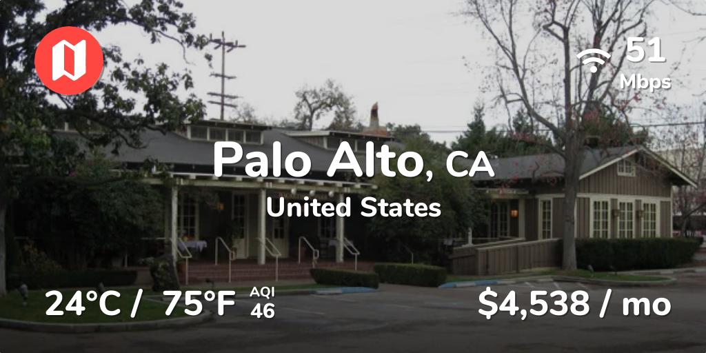 Speed Dating i Palo Alto