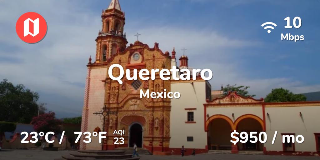 Cost Of Living In Queretaro In Oct 2017.