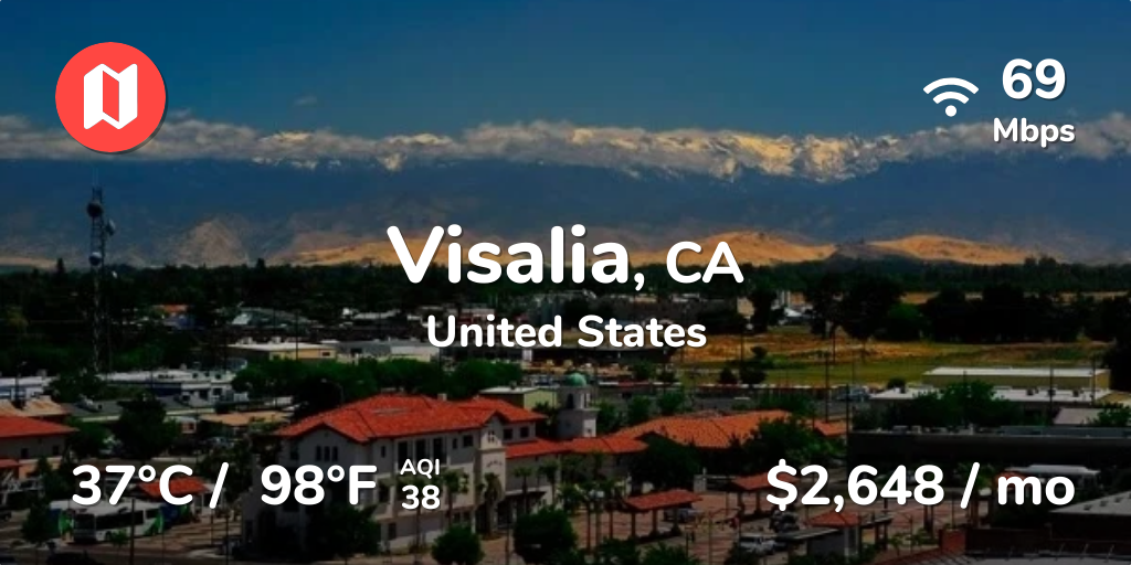 Cost of Living in Visalia, CA  Prices Updated Sep 2019