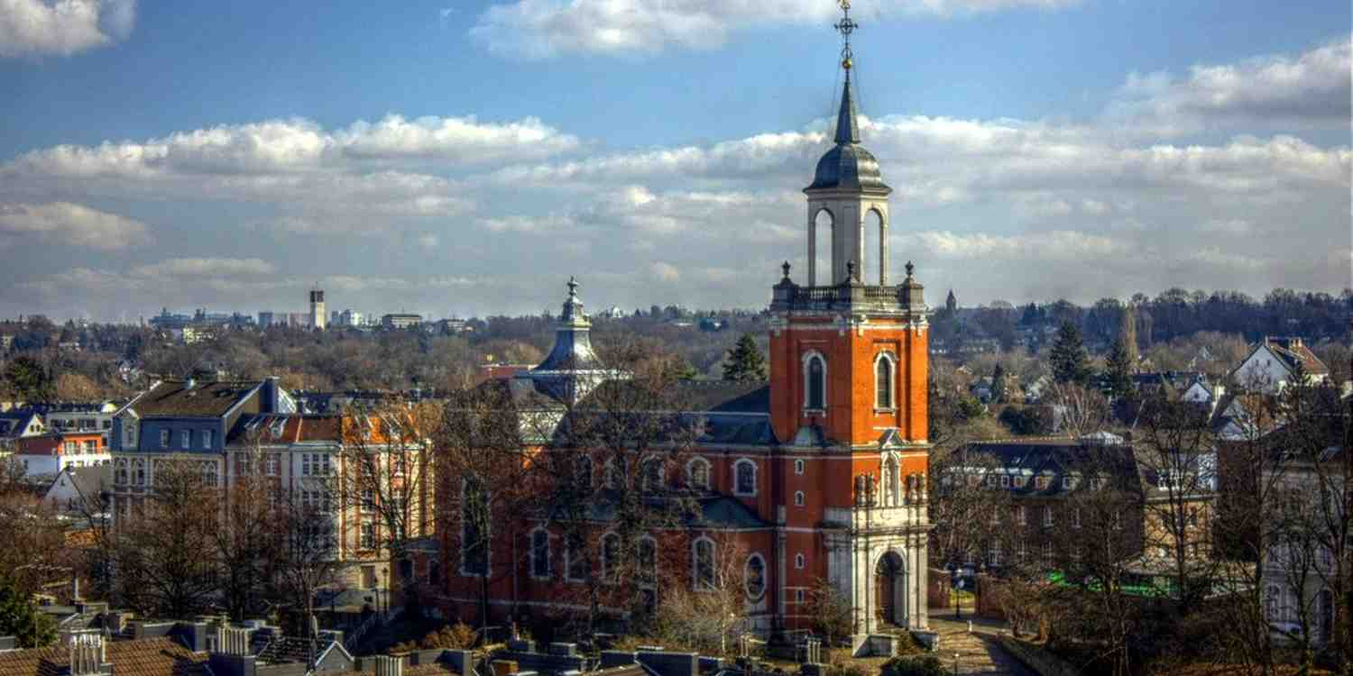 Background image of Aachen