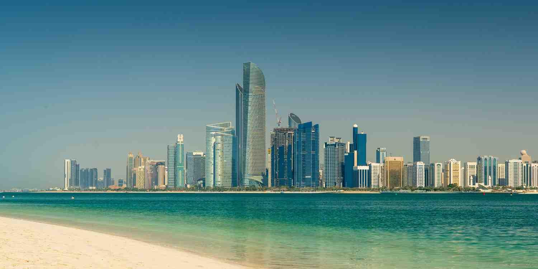 Background image of Abu Dhabi
