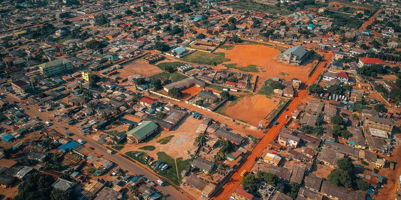 Background image of Accra