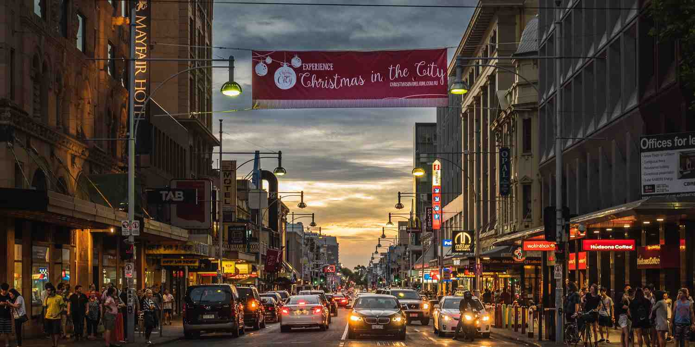 Background image of Adelaide