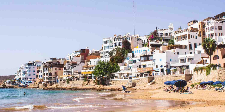 Background image of Agadir