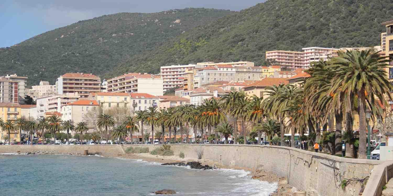 Background image of Ajaccio