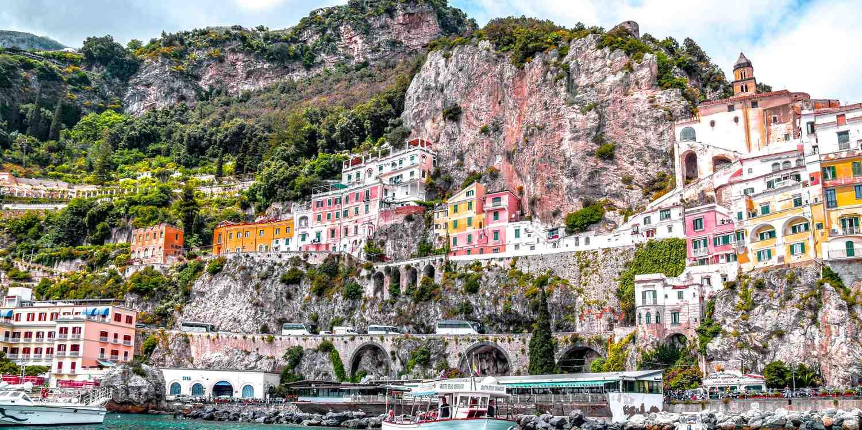 Background image of Amalfi