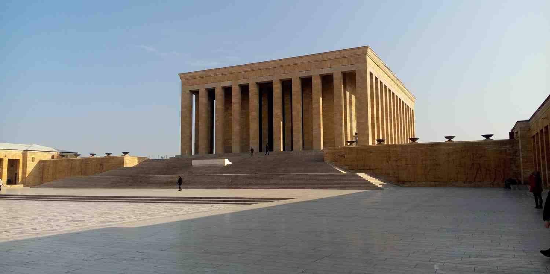 Background image of Ankara