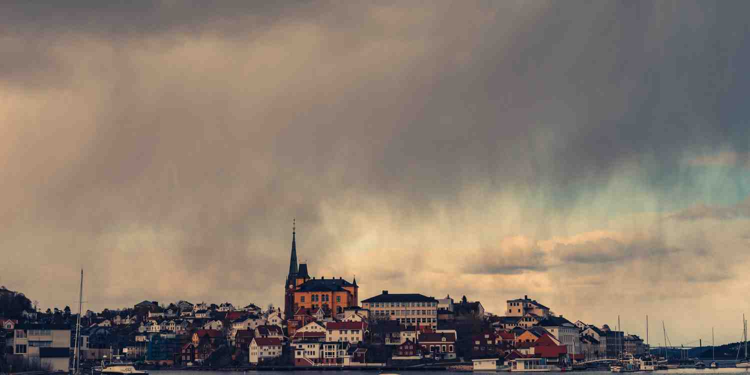 Background image of Arendal