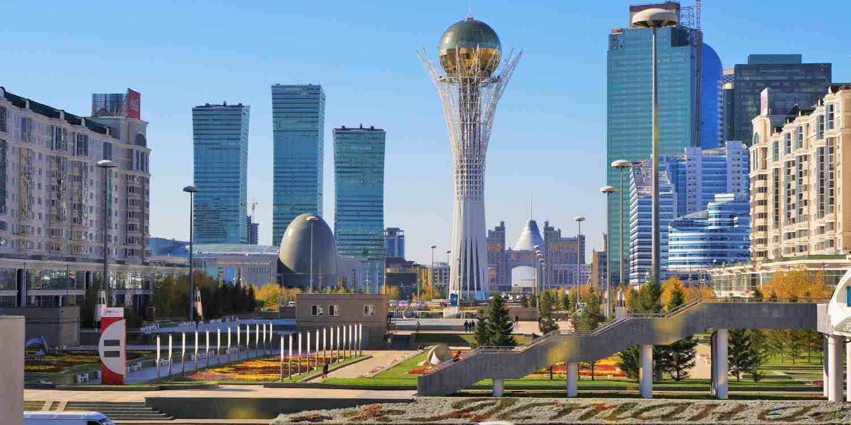Background image of Astana