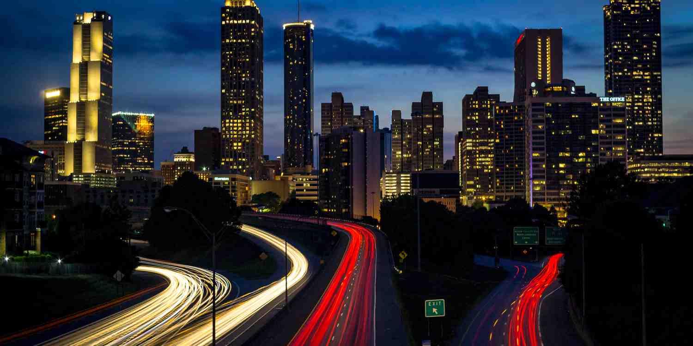 Background image of Atlanta
