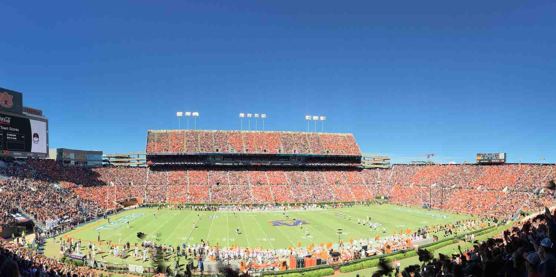 Background image of Auburn