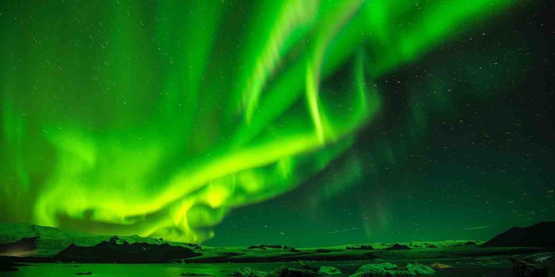 Background image of Aurora