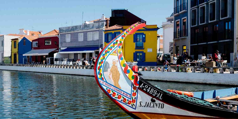 Background image of Aveiro