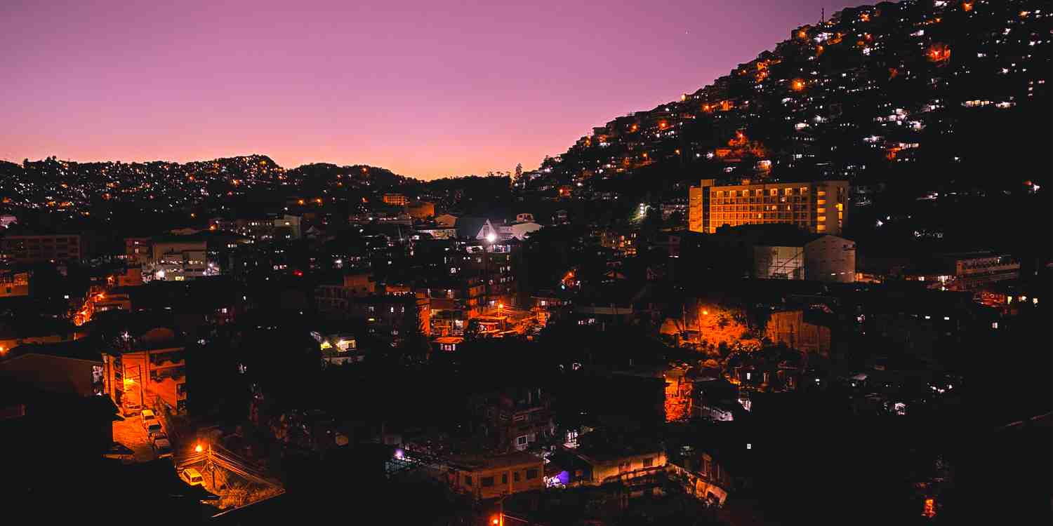 Background image of Baguio