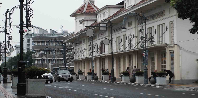 Background image of Bandung