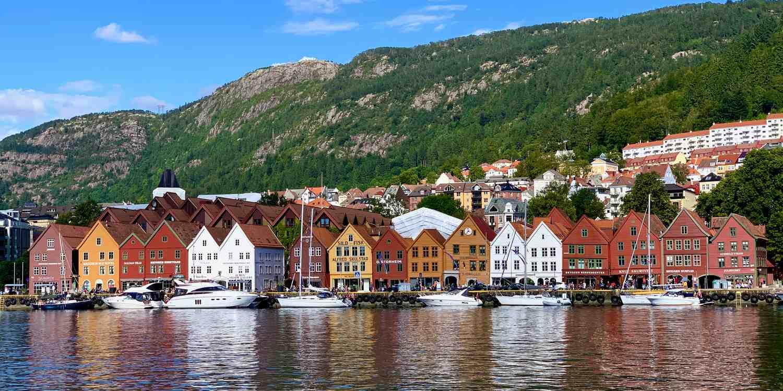 Background image of Bergen