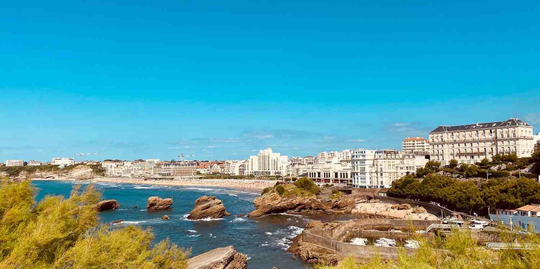 Background image of Biarritz