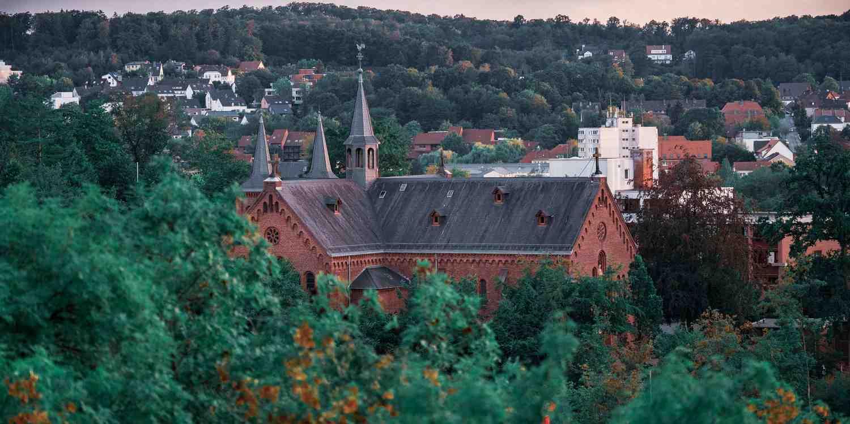 Background image of Bielefeld