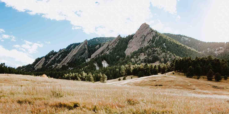 Background image of Boulder