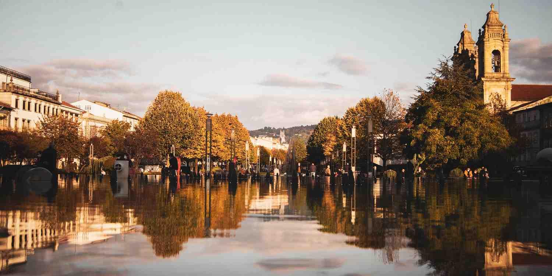 Background image of Braga