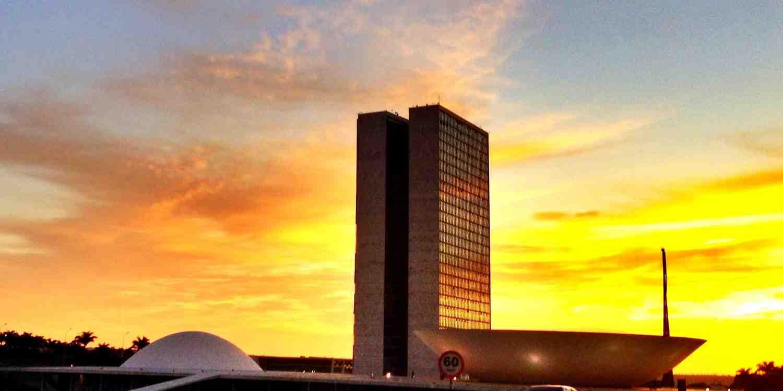 Background image of Brasilia