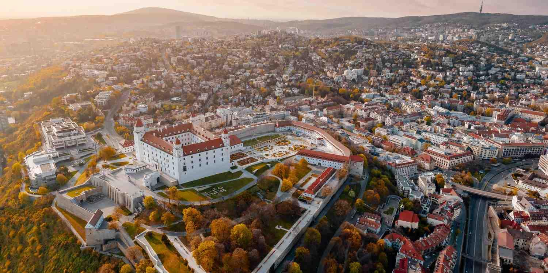 Background image of Bratislava