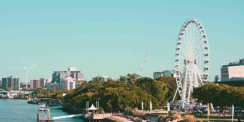 Background image of Brisbane