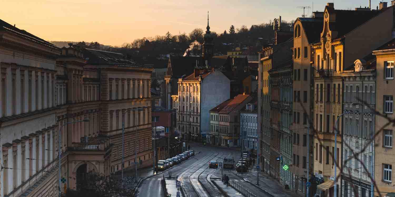 Background image of Brno