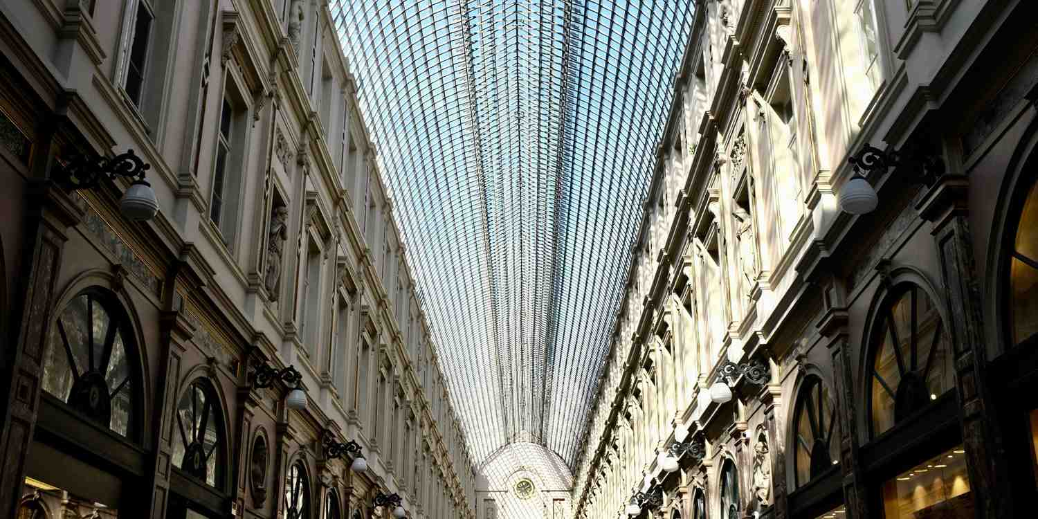 Background image of Brussels