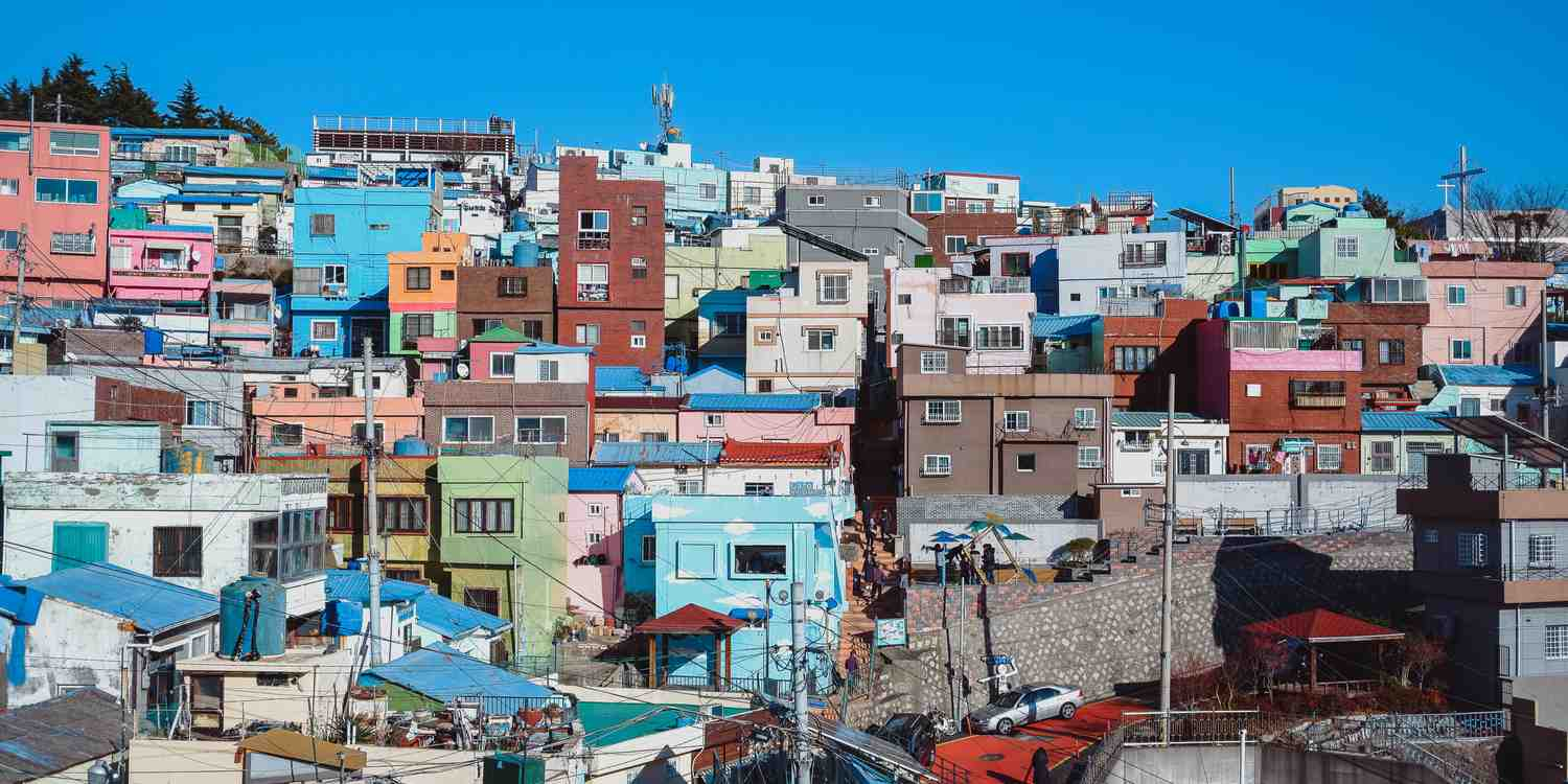 Background image of Busan
