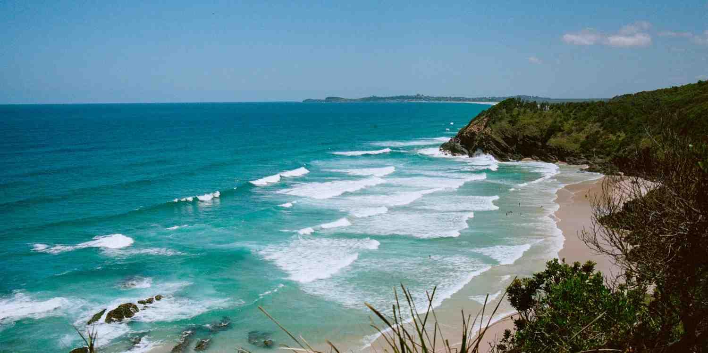 Background image of Byron Bay