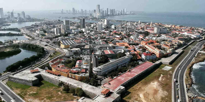 Background image of Cartagena