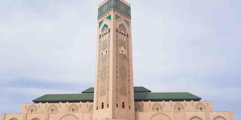 Background image of Casablanca