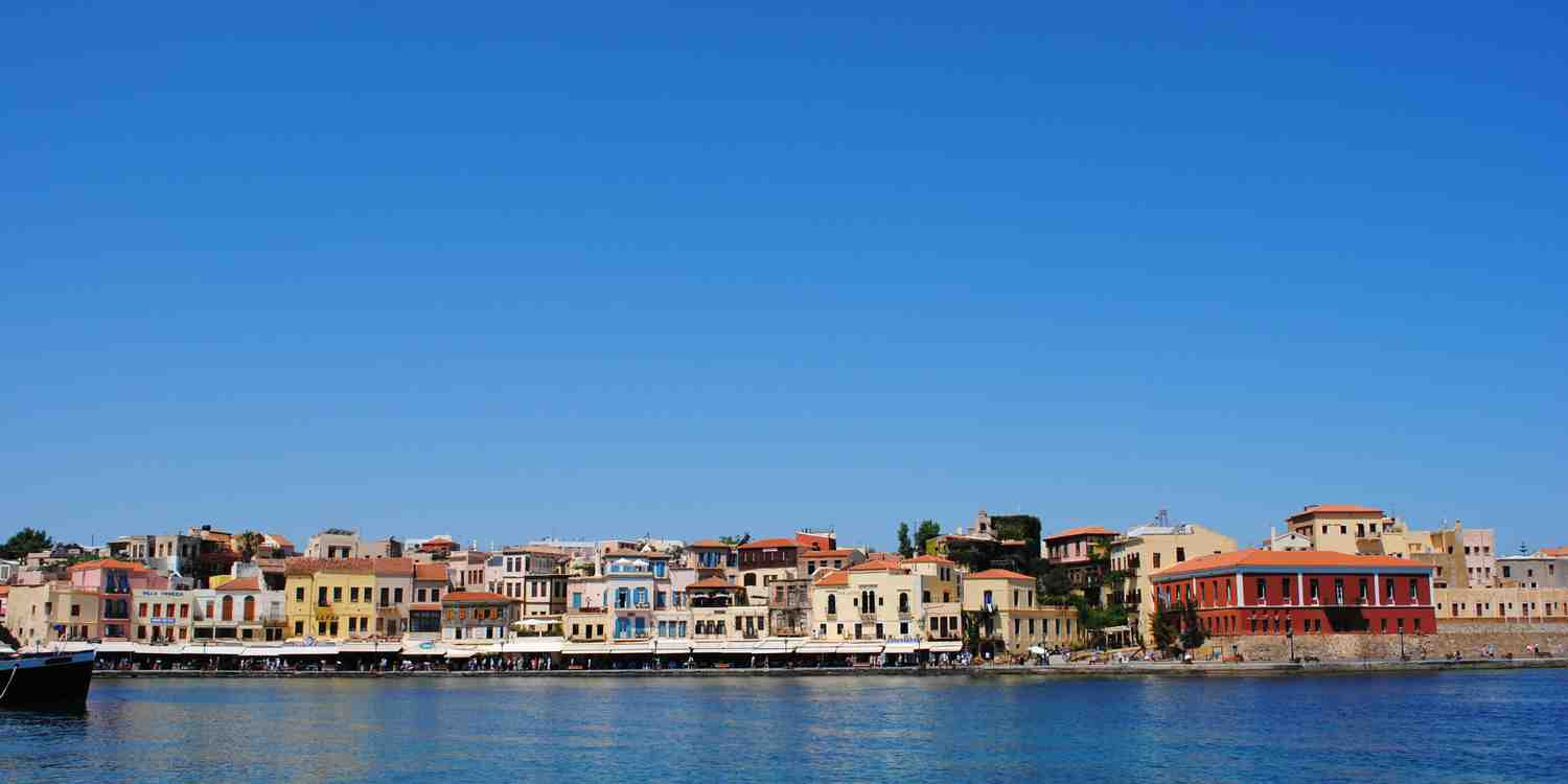 Background image of Chania