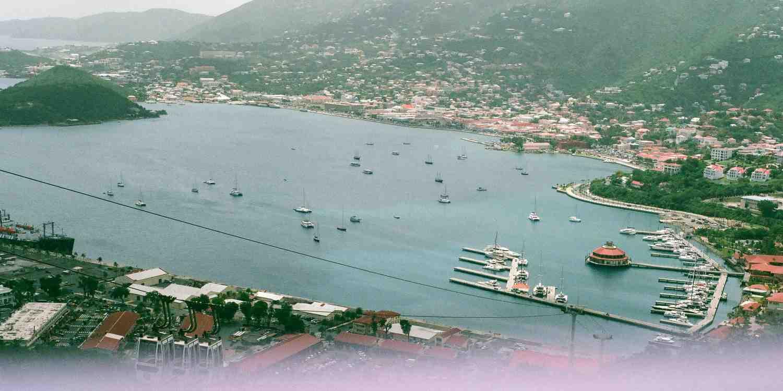 Background image of Charlotte Amalie