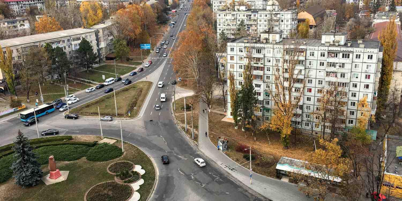 Background image of Chisinau