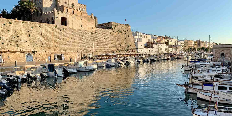 Background image of Ciutadella