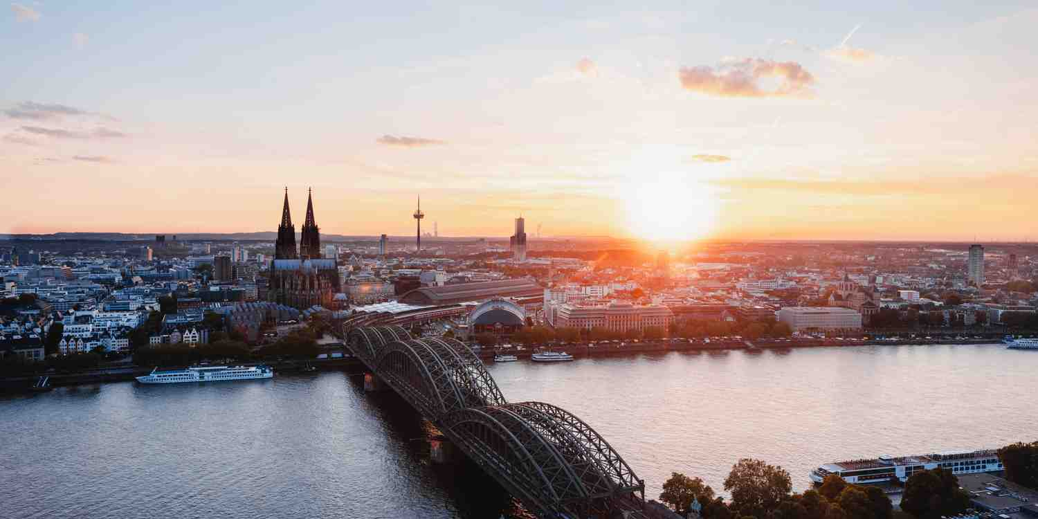 Background image of Cologne