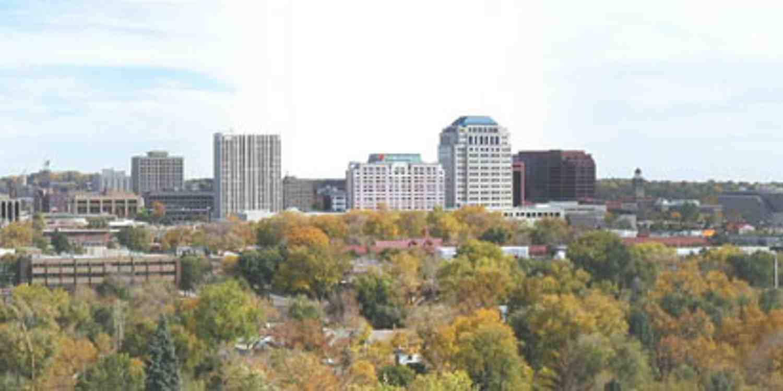 Background image of Colorado Springs