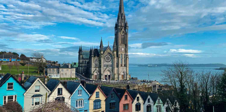 Background image of Cork