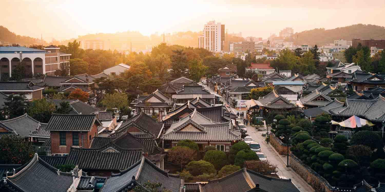 Background image of Daejeon