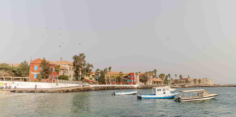Background image of Dakar