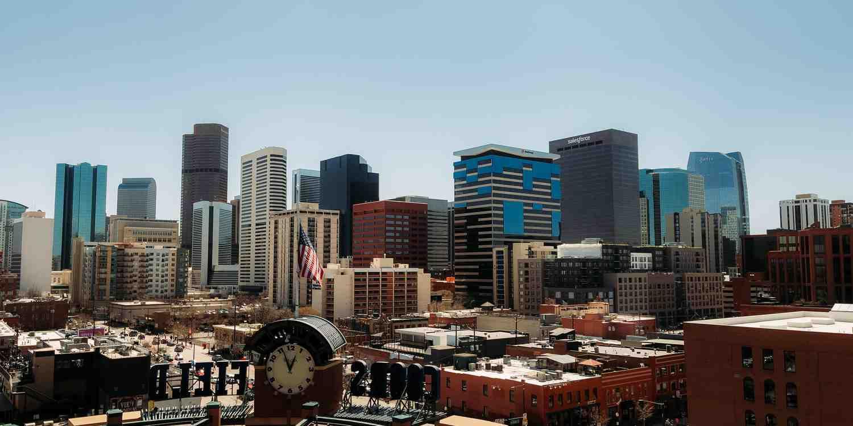 Background image of Denver