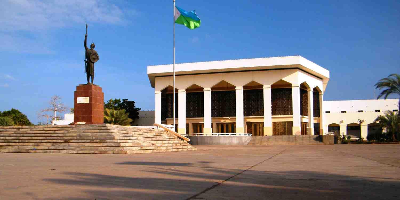 Background image of Djibouti