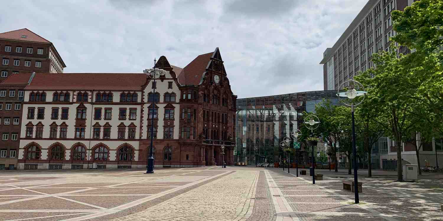 Background image of Dortmund